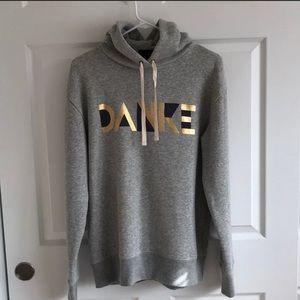J. Crew Danke Hoodie sweatshirt size S